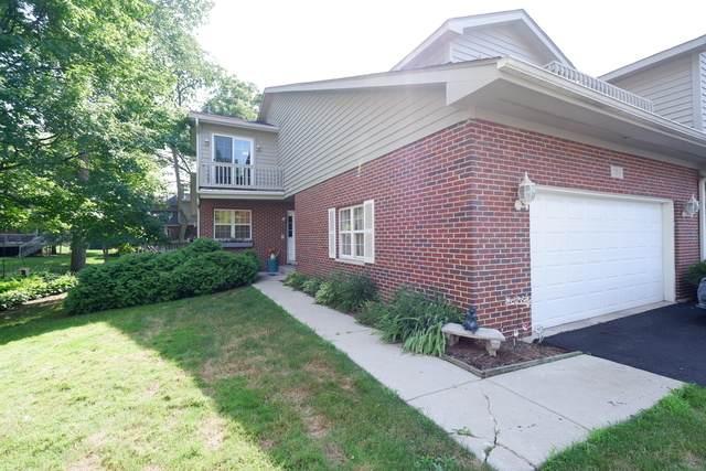104 Willow Creek Lane #104, Willow Springs, IL 60480 (MLS #10768088) :: Knott's Real Estate Team