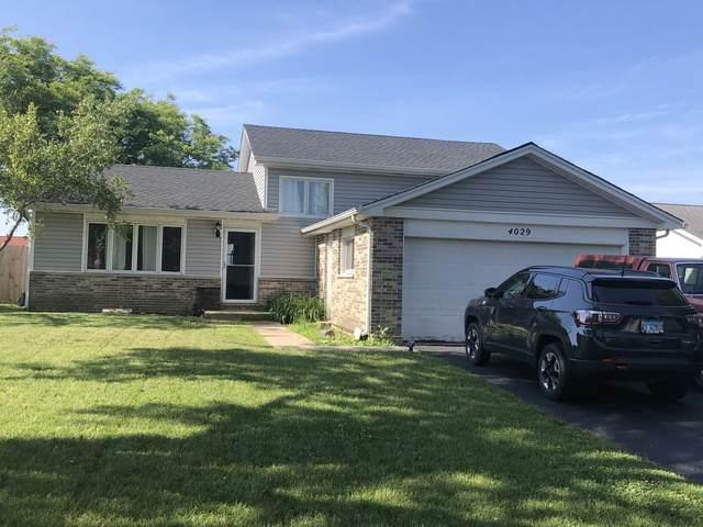 4029 Tartan Trail, Zion, IL 60099 (MLS #10768149) :: John Lyons Real Estate