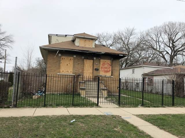 1310 E 69th Street, Chicago, IL 60637 (MLS #10768220) :: Helen Oliveri Real Estate