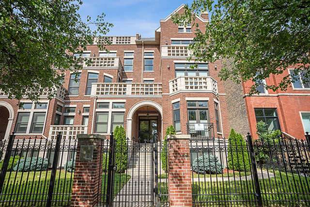 4355 S Lake Park Avenue 1S, Chicago, IL 60653 (MLS #10768224) :: Property Consultants Realty