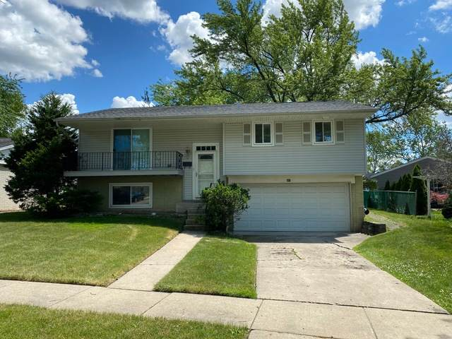 647 Evergreen Place, Buffalo Grove, IL 60089 (MLS #10768272) :: Property Consultants Realty