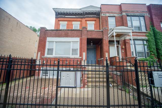 3033 W Warren Boulevard, Chicago, IL 60612 (MLS #10768300) :: Property Consultants Realty