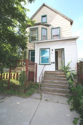 222 W 119th Street, Chicago, IL 60628 (MLS #10768320) :: Littlefield Group