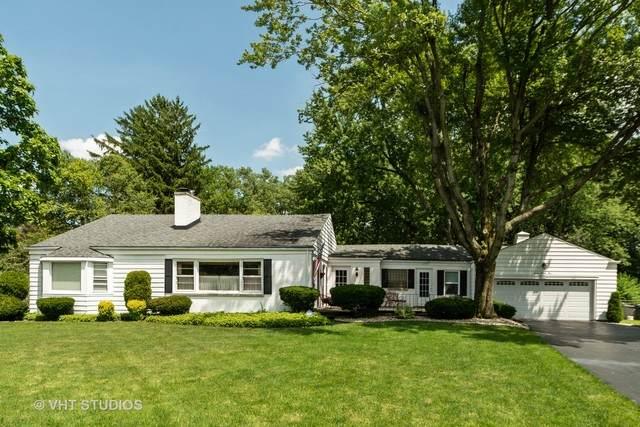 1225 Dartmouth Road, Flossmoor, IL 60422 (MLS #10768334) :: Property Consultants Realty