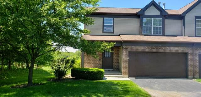947 Old Oak Circle #947, Algonquin, IL 60102 (MLS #10768443) :: Littlefield Group