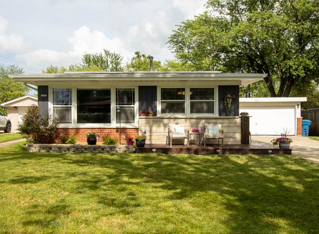 333 Homewood Court, Chicago Heights, IL 60411 (MLS #10768472) :: John Lyons Real Estate