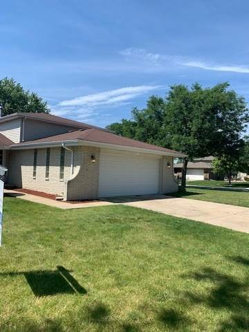 6253 Sunflower Drive, Matteson, IL 60443 (MLS #10768538) :: Property Consultants Realty