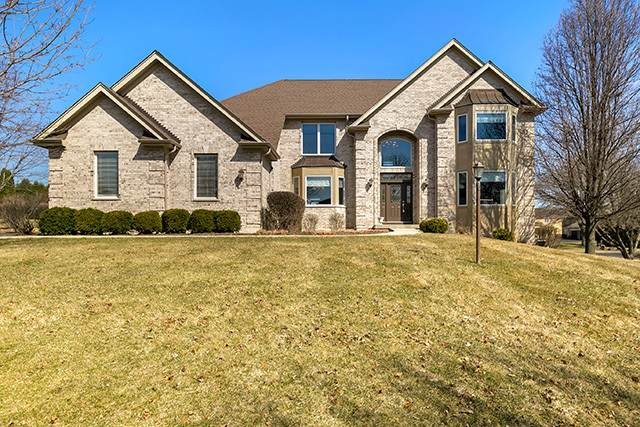 7216 Bonnie Drive, Lakewood, IL 60014 (MLS #10768545) :: Property Consultants Realty