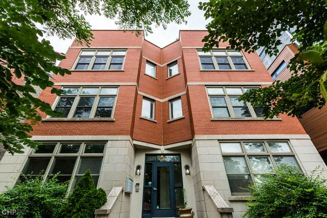 2611 N Ashland Avenue 2N, Chicago, IL 60614 (MLS #10768568) :: Property Consultants Realty