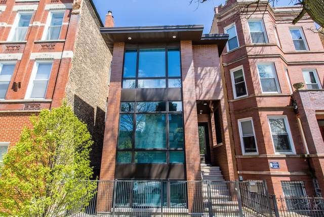 2063 N Hoyne Avenue, Chicago, IL 60647 (MLS #10768580) :: Property Consultants Realty