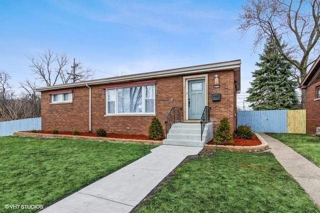 2574 W 119th Street, Chicago, IL 60655 (MLS #10768583) :: Property Consultants Realty