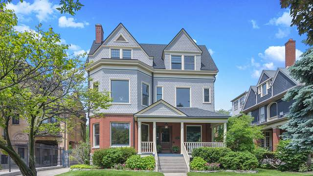 5022 S Greenwood Avenue, Chicago, IL 60615 (MLS #10768586) :: Property Consultants Realty