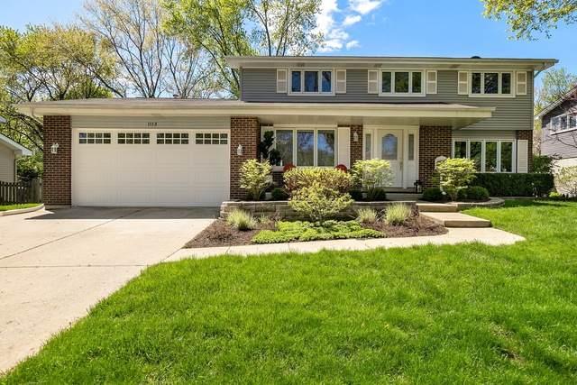 1113 Regency Lane, Libertyville, IL 60048 (MLS #10768604) :: Helen Oliveri Real Estate