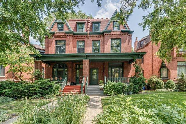 5745 S Dorchester Avenue, Chicago, IL 60637 (MLS #10768632) :: Property Consultants Realty