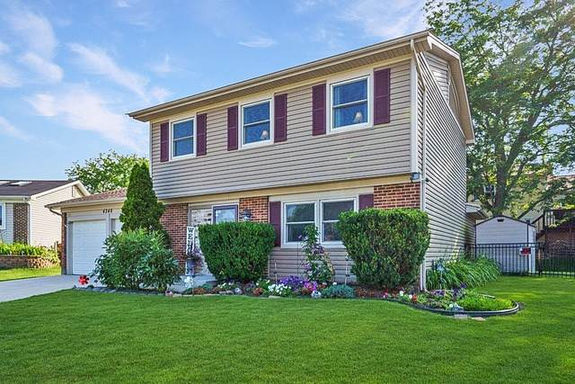 4340 Rock Cove Drive, Hoffman Estates, IL 60192 (MLS #10768634) :: Lewke Partners