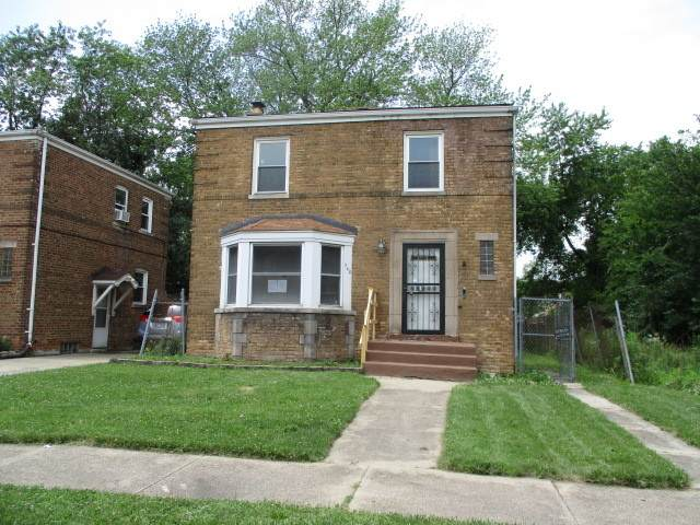 740 Grant Avenue, Chicago Heights, IL 60411 (MLS #10768638) :: Property Consultants Realty