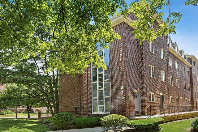 815 W Pearson Street #13, Des Plaines, IL 60016 (MLS #10768646) :: Property Consultants Realty