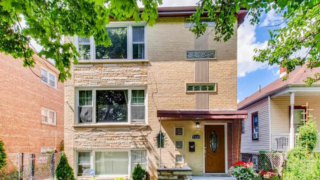 3520 W 59th Street, Chicago, IL 60629 (MLS #10768665) :: Property Consultants Realty