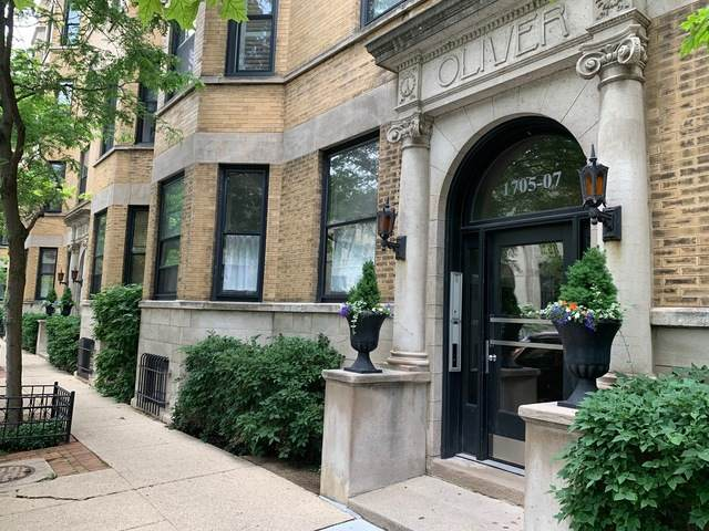 1707 N Crilly Court 2W, Chicago, IL 60614 (MLS #10768670) :: Property Consultants Realty