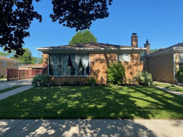 8517 N Olcott Avenue, Niles, IL 60714 (MLS #10768673) :: Helen Oliveri Real Estate