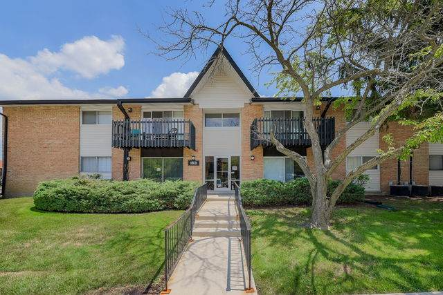 18B Kingery Quarter Street #107, Willowbrook, IL 60527 (MLS #10768687) :: John Lyons Real Estate