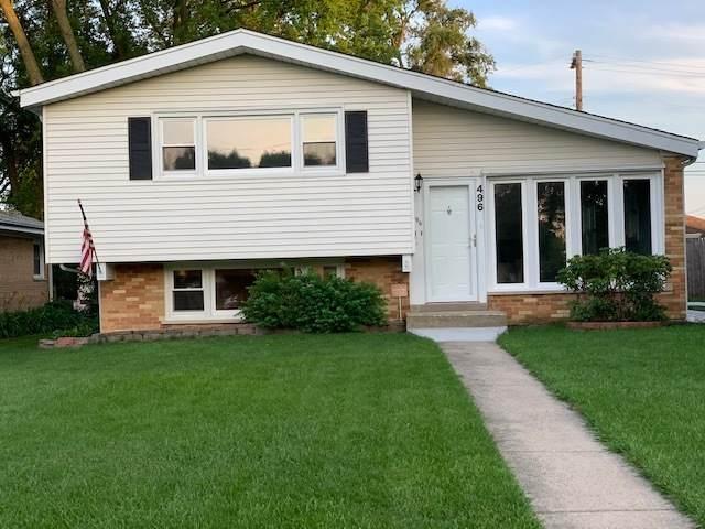 496 E Butterfield Road, Elmhurst, IL 60126 (MLS #10768703) :: Ryan Dallas Real Estate