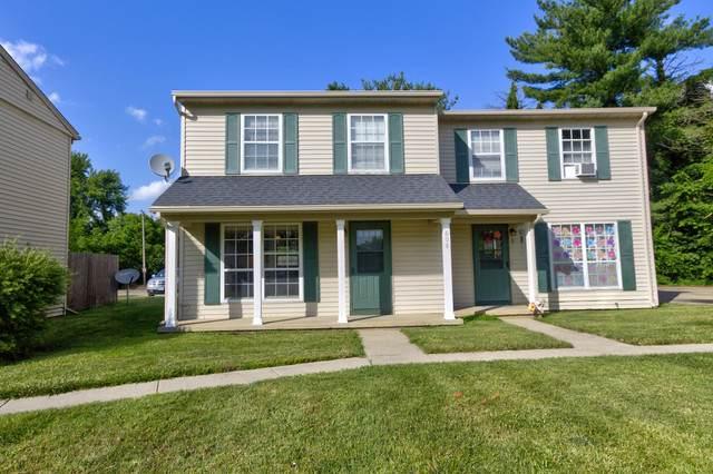 606 English Creek Court A, Champaign, IL 61820 (MLS #10768704) :: Helen Oliveri Real Estate