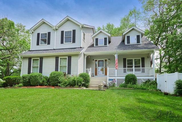 42767 N Lake Avenue, Antioch, IL 60002 (MLS #10768722) :: Knott's Real Estate Team