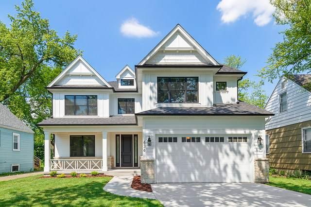 381 N Larch Avenue, Elmhurst, IL 60126 (MLS #10768726) :: Knott's Real Estate Team