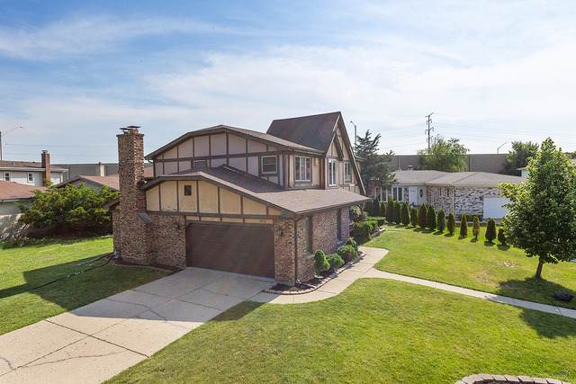 3010 S Lynn Court, Mount Prospect, IL 60056 (MLS #10768728) :: Knott's Real Estate Team