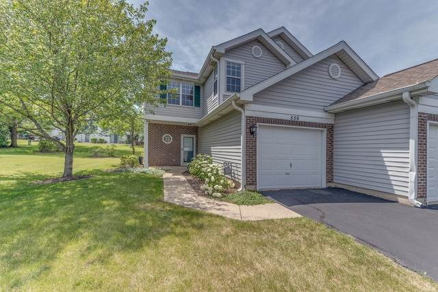556 Woodhaven Drive #556, Mundelein, IL 60060 (MLS #10768732) :: Property Consultants Realty