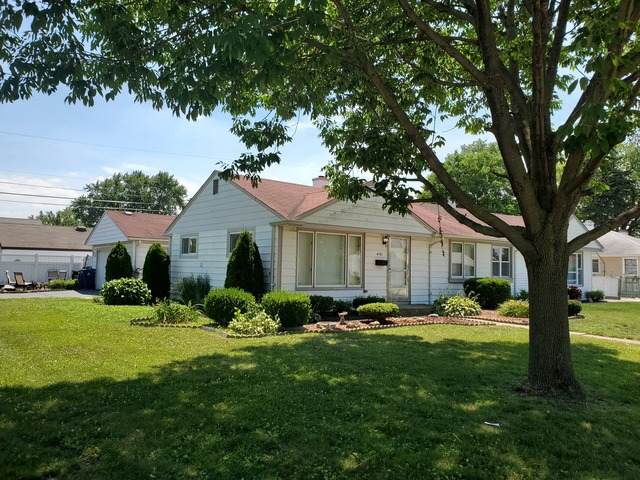 4701 W 88th Place, Hometown, IL 60456 (MLS #10768737) :: Property Consultants Realty