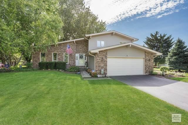 5S564 Gordon Terrace, Naperville, IL 60563 (MLS #10768763) :: Knott's Real Estate Team