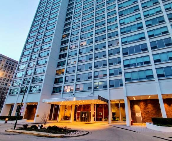 1700 E 56th Street #904, Chicago, IL 60637 (MLS #10768765) :: Property Consultants Realty