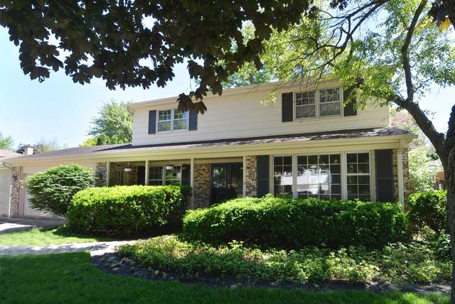 1505 E Sunset Terrace, Arlington Heights, IL 60004 (MLS #10768783) :: Knott's Real Estate Team