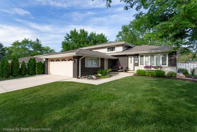 8829 S 85th Avenue, Hickory Hills, IL 60457 (MLS #10768792) :: Suburban Life Realty