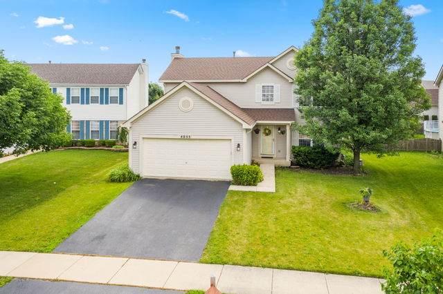 4055 Heinz Drive, Aurora, IL 60504 (MLS #10768812) :: Knott's Real Estate Team