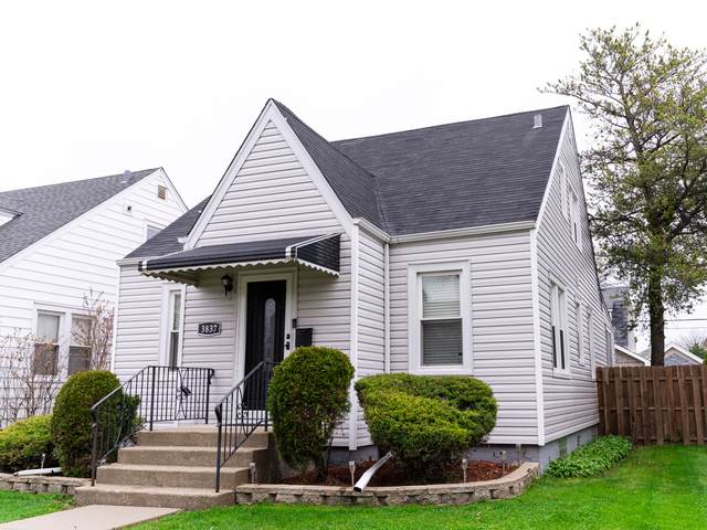3837 N Pioneer Avenue, Chicago, IL 60634 (MLS #10768819) :: Suburban Life Realty