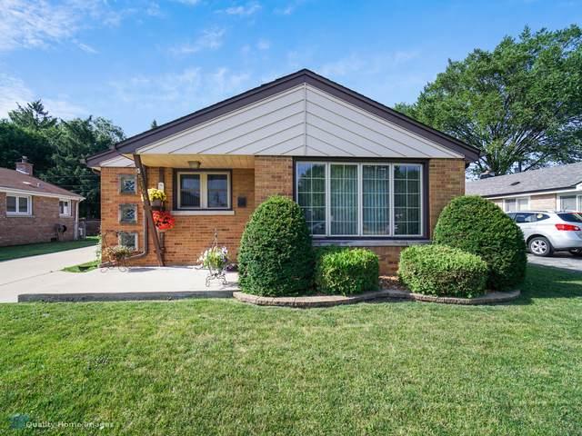 5164 W 90th Street, Oak Lawn, IL 60453 (MLS #10768820) :: Knott's Real Estate Team