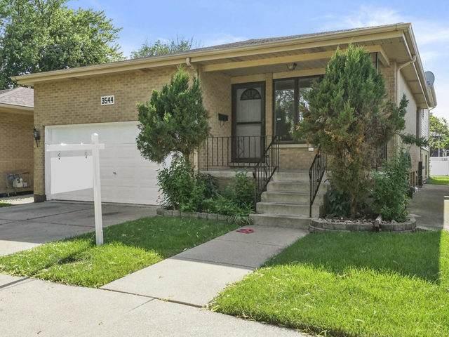 3544 Harvey Avenue, Berwyn, IL 60402 (MLS #10768826) :: Knott's Real Estate Team