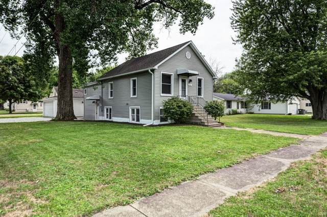 202 W Wilmington Street, Gardner, IL 60424 (MLS #10768848) :: BN Homes Group