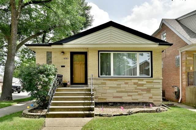 5059 N Oak Park Avenue, Chicago, IL 60656 (MLS #10768859) :: Suburban Life Realty