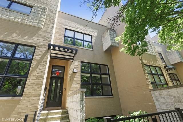 1417 N Leavitt Street D, Chicago, IL 60622 (MLS #10768892) :: Property Consultants Realty