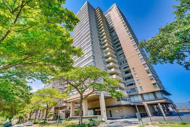 6301 N Sheridan Road 23G, Chicago, IL 60660 (MLS #10768893) :: Angela Walker Homes Real Estate Group