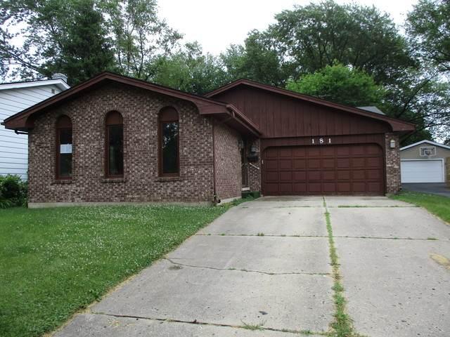 181 N Ott Avenue, Glen Ellyn, IL 60137 (MLS #10768896) :: Property Consultants Realty
