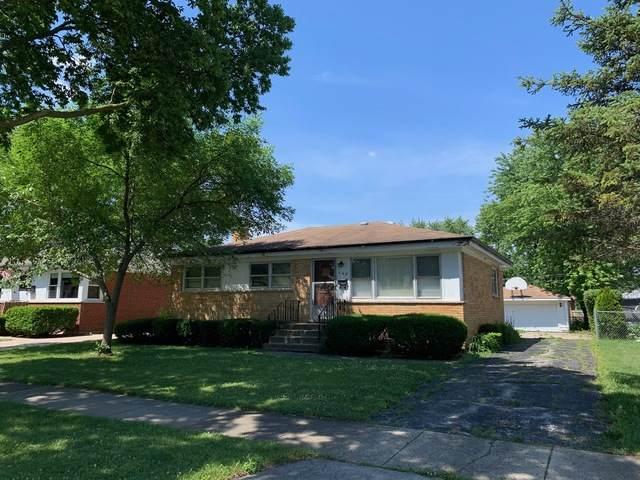 548 Vassar Lane, Des Plaines, IL 60016 (MLS #10768900) :: Property Consultants Realty