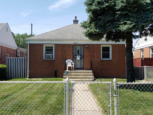 1462 Michigan Street, Hammond, IN 46320 (MLS #10768901) :: Property Consultants Realty