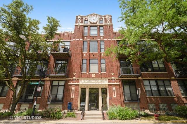 2300 W Wabansia Avenue #212, Chicago, IL 60647 (MLS #10768908) :: Property Consultants Realty