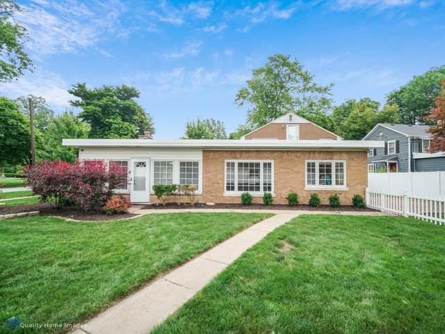 2546 Wallace Drive, Flossmoor, IL 60422 (MLS #10768924) :: The Wexler Group at Keller Williams Preferred Realty