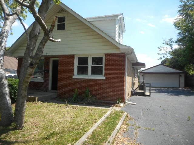 541 S Adeline Avenue, Addison, IL 60101 (MLS #10768926) :: John Lyons Real Estate